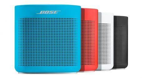 רמקול נייד Bose SoundLink Color – חגיגה של צליל וצבע