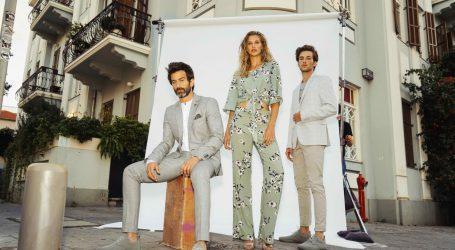 רנואר מציגה את קולקציית הקיץ בתצוגת אופנה מושקעת, שיש בה אמירה על רקע המשבר בענף האופנה