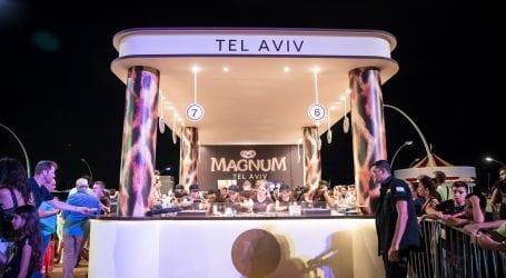 מגנום בר חוזר לנמל תל אביב לחודש – הפעם בלי לעמוד בתור בקופה