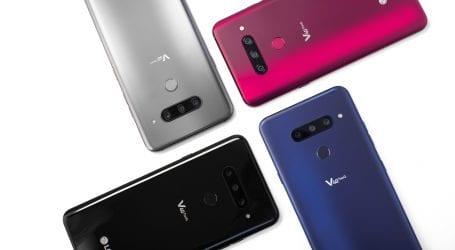 5 מצלמות בסמארטפון אחד: LG V40 מאתגר את סמסונג ואפל. כמה הוא עולה?