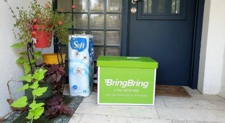 בדקנו את ברינג ברינג – השירות החדש למשלוחי מזון אונליין. איך הגיע המשלוח מהסופר?