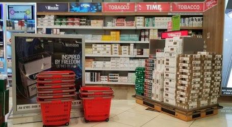 אושר חוק איסור פרסום מוצרי טבק. ביי ביי לפרסום סיגריות ולמדפי הסיגריות בדיוטי פרי