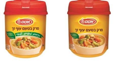 מה מכילה אבקת מרק מרכיבים טבעיים בלבד? הייצוגית שתהרוס לכם את התאבון
