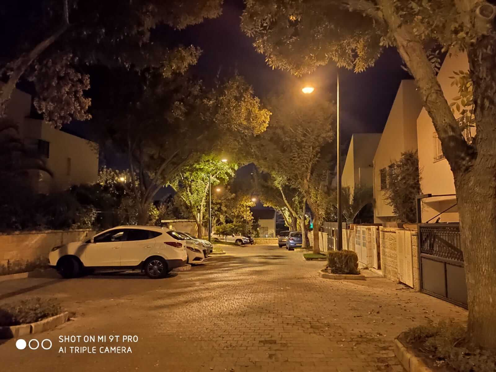 צילום לילה שיאומי Mi 9 T PRO 11
