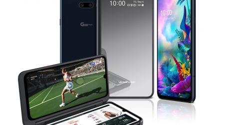 LG חושפת את LG G8X ThinQ: סמארטפון עם מסך כפול