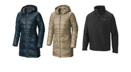 מעיל קולומביה בהנחה – מעיל פוך לנשים ומעיל קולומביה לגברים