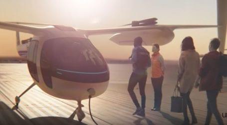 זו ציפור? זה מטוס? לא, זו מונית מעופפת